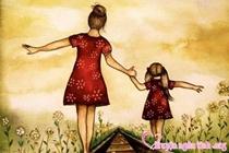 Cảm Ơn Con Đã Đến Bên Mẹ
